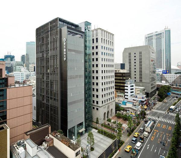 施設案内・授業風景 | 東京歯科大学